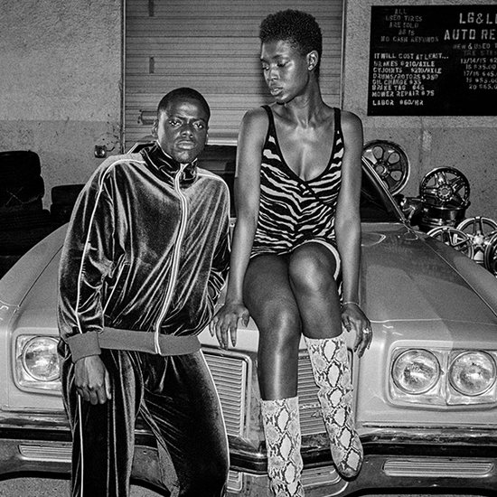 Join us for an intimate screening of Queen & Slim