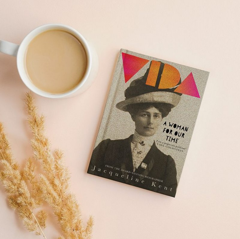 Win 1 of 10 copies of Vida: A Woman For Our Time by Jacqueline Kent